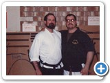 Carl Cestari & Brad Steiner 1990 Seattle, Washingtion